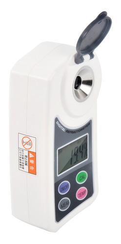 refractómetro digital de azúcar brix medidor de dulzura de