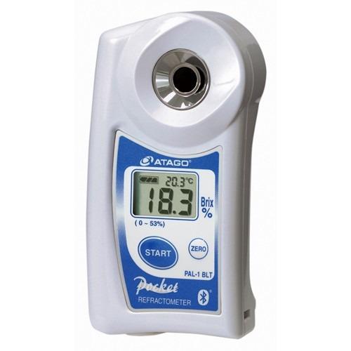 refractómetro digital  serie pal