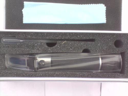 refractometro grador brix 0-32% atc