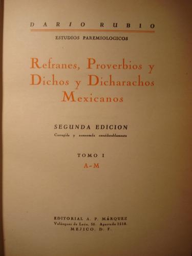 refranes, proverbios y dichos y dicharachos mexicanos