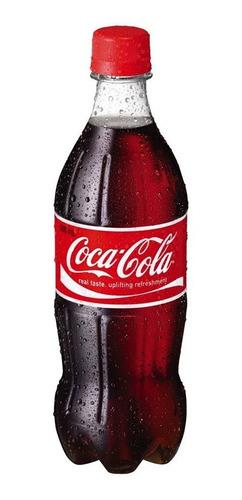 refresco coca cola 600cc x 2