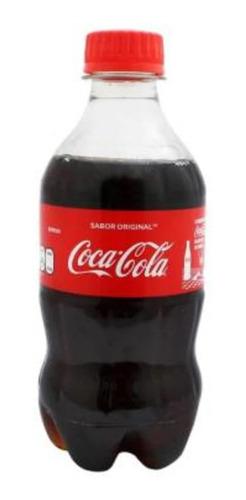 refresco coca cola botella de 355 ml