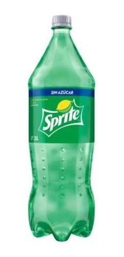 refresco sprite sin azúcar 2 l