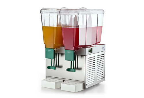 refresqueira ibbl com 2 depósitos de 15 litros bbs2 220volt