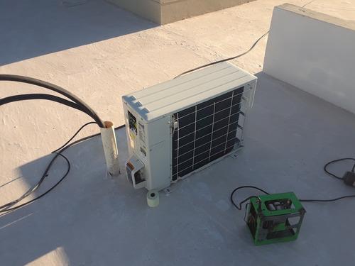 refrigeración, aire acondicionado y electricidad