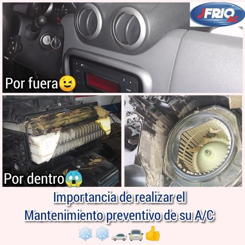 refrigeración automotriz a/c