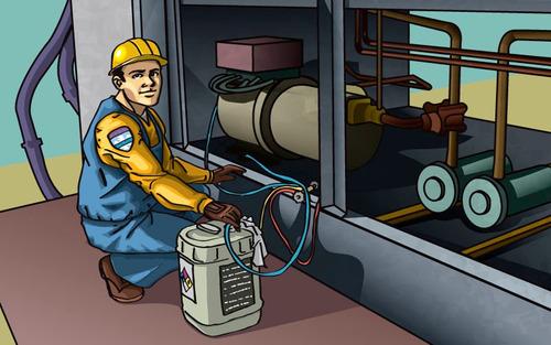 refrigeracion -  climatizacion -electricidad industrial