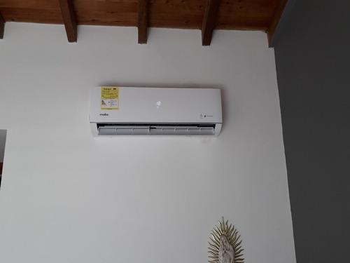 refrigeración, climatizacion y aires acondicionados