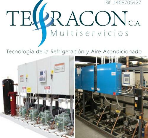 refrigeración comercial e industrial.