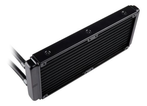 refrigeracion liquida corsair h100x 240mm