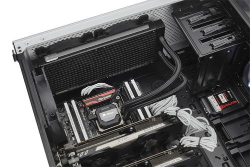 refrigeración liquida corsair para procesador hydro h110i gt