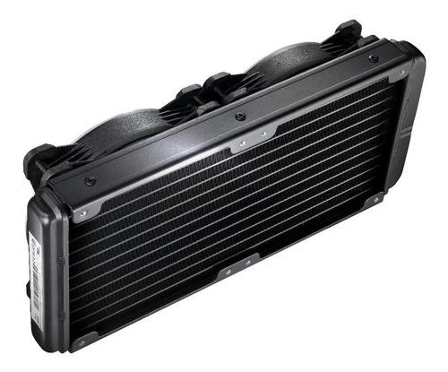 refrigeracion liquida gamer xpg levante 240 argb doble fan