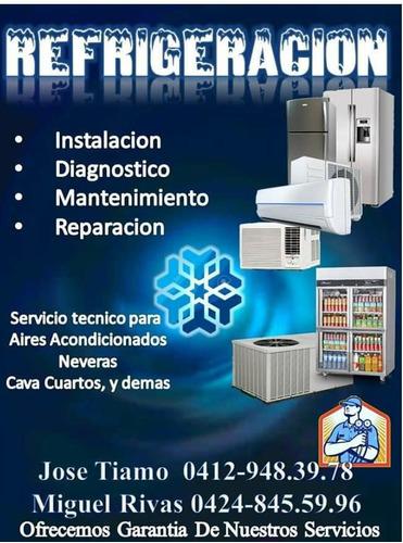 refrigeración merida