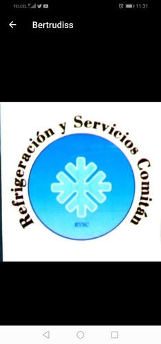 refrigeración y servicios comitan