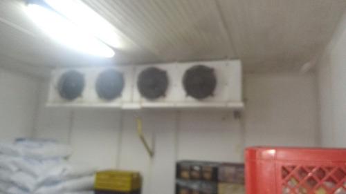 refrigeracion.cuartos fríos gondolas