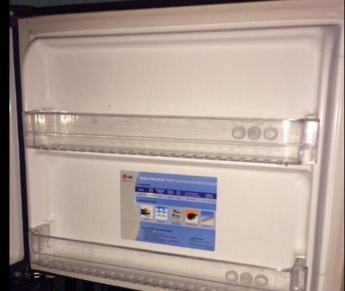 refrigerado lg color azul para reparar