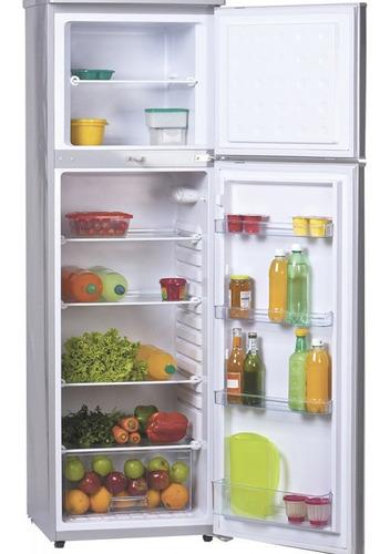 refrigerador 275l color blanco - queen - rqfh400