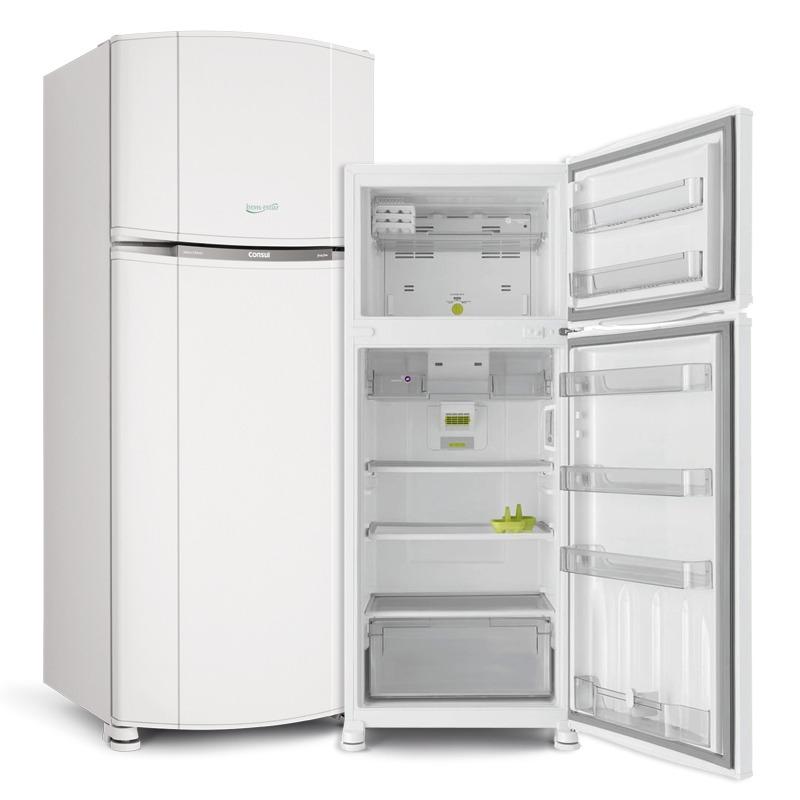 94116567b refrigerador 407 litros frost free crm45 - consul. Carregando zoom.