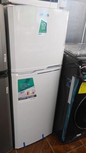 refrigerador atlas® modelo rta0923vmfbo (9p³) nueva en caja