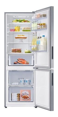 refrigerador bottom mount con tecnología all around cooling