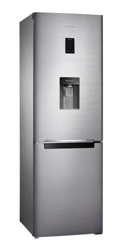 refrigerador bottom mount freezer 321 litros samsung