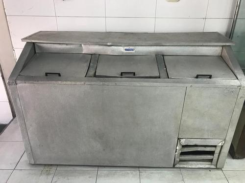 refrigerador cervecero 3 puertas