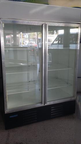 refrigerador comercial 2 ptas. nieto grande