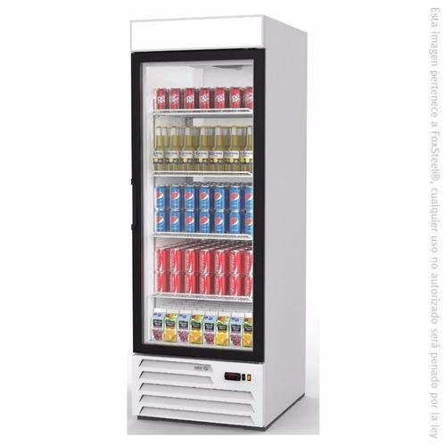 refrigerador comercial asber armd-23 23ft
