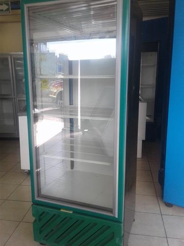 refrigerador comercial digital imbera