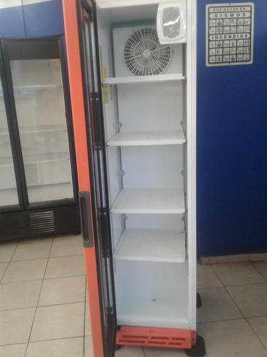 refrigerador comercial slim digital imbera