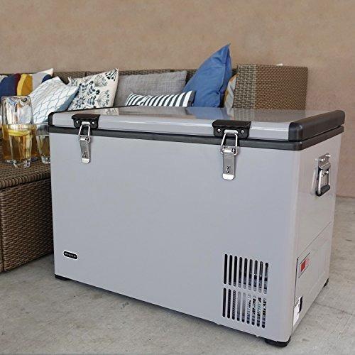 refrigerador / congelador portable whynter fm-65g 65-quart,