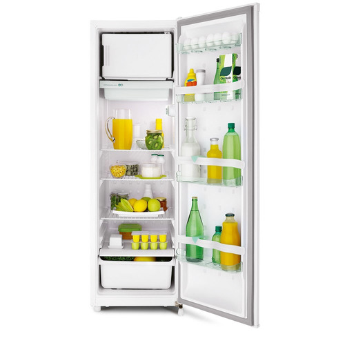 refrigerador consul 1 porta 239l branco degelo manual 127v