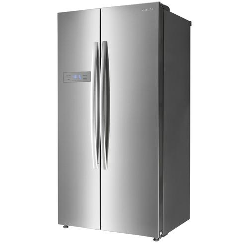 refrigerador daewoo side by side 527 litros frs-k6500bxa
