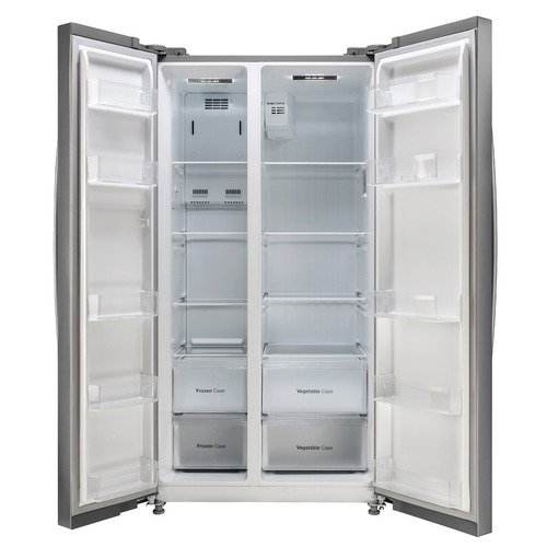 refrigerador daewoo side side