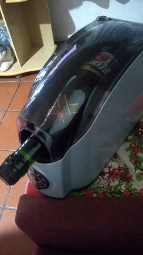 refrigerador de bebidas (latas e garrafas)