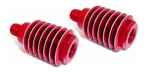 refrigerador de freio (par) - vermelho - liquidação