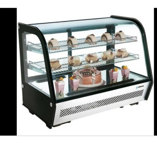 refrigerador de postres migsa