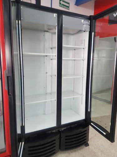 refrigerador digital comercial 2 ptas. criotec