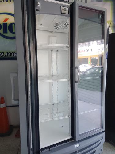 refrigerador digital comercial 2 ptas. vendo