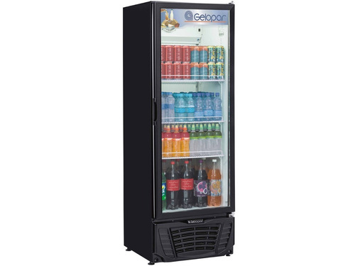 refrigerador e expositor de bebidas 570 litros gelopar