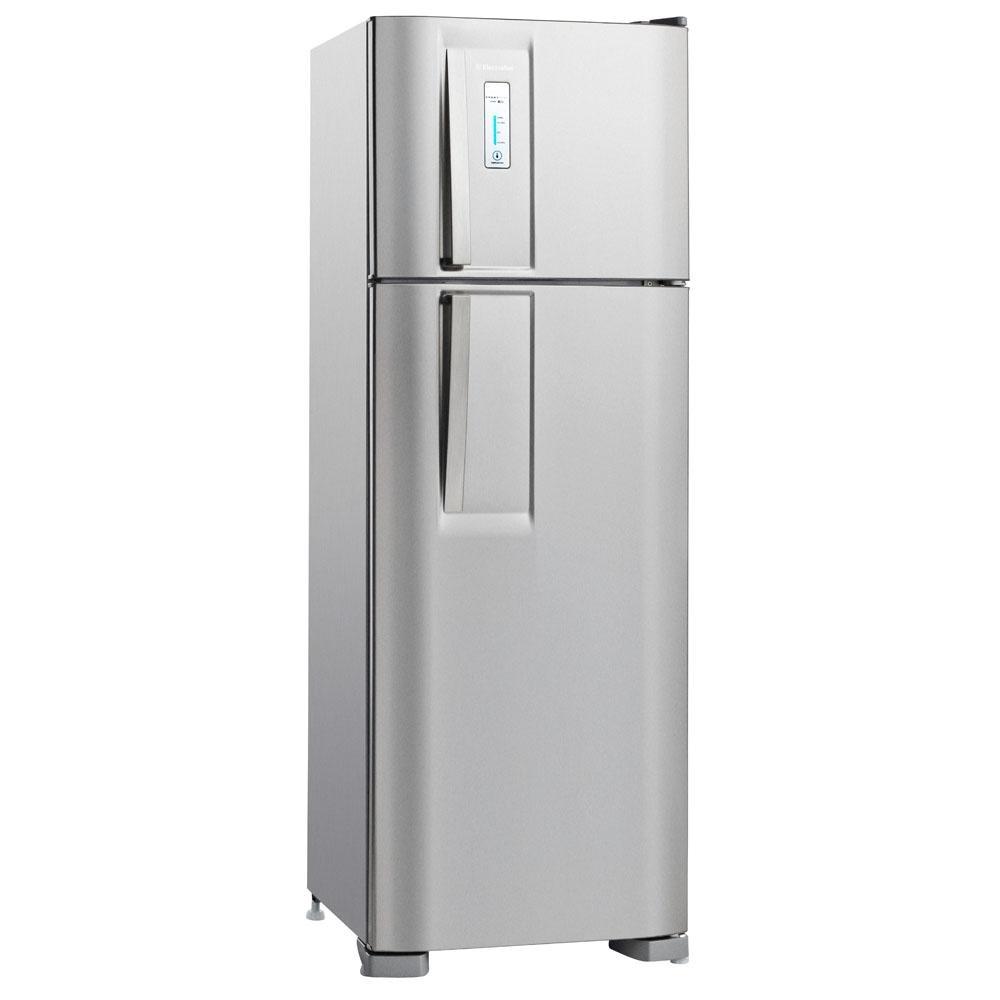 Refrigerador electrolux frost free duplex df36x 310 l 127v - Temperatura freezer casa ...