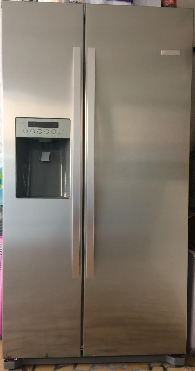 Refrigerador Electrolux Side By Side Duas Portas 546l Inox