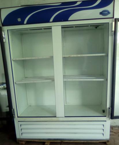 refrigerador en remate marca fogel
