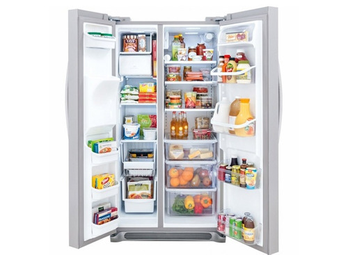 refrigerador frigidaire mod ffhs2622ms (26 pie³) nueva caja