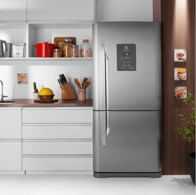 e6b7bc989 Refrigerador Frost Free Bottom Freezer 598 A Pronta Entrega - R ...
