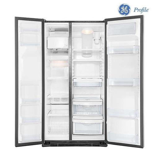refrigerador ge modelo psms5pggfss (26pie³) nueva en caja.