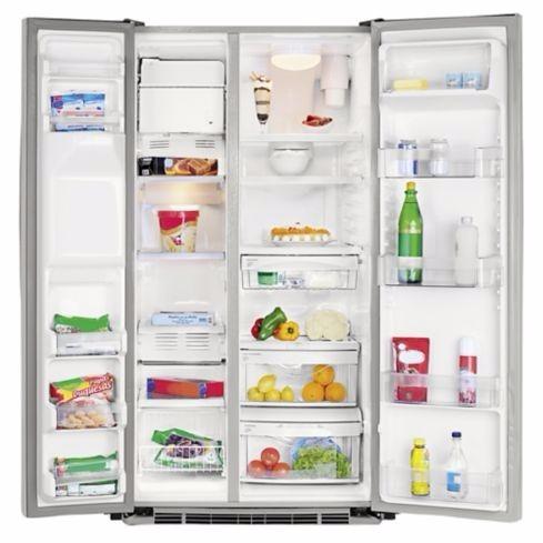 refrigerador general electric puertas