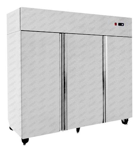 refrigerador industrial 3 cuerpos restaurant casino bozzo