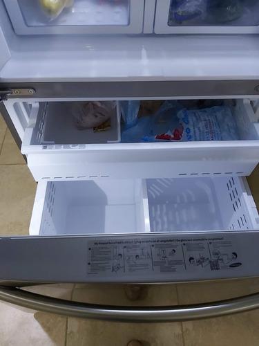 refrigerador inverter samsung bottom mount rf26hfendsl 26 pi
