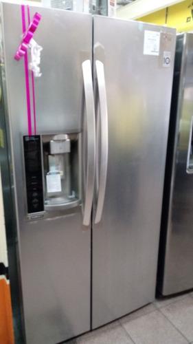 refrigerador lg modelo gs74sgs (26.p³) nueva en caja